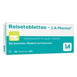 Reisetabletten 1a pharma tabletki