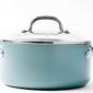 Garnek do makaronu, stalowy durszlak, łyżki do spaghetti mayflower greenpan cc001593-001
