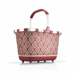Koszyk carrybag 2 diamonds rouge - diamonds rouge