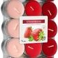 Bispol, truskawka, podgrzewacze zapachowe, 30 sztuk