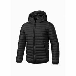 Kurtka zimowa Pit Bull West Coast Light Padded Hodded Jacket Tremont Black - Black