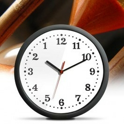 Cofający się zegar