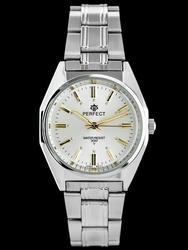 Zegarek meski bransoleta srebrny PERFECT P186 - ORIENT zp048d