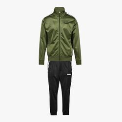 Zestaw dresowy męski diadora suit chromia ii - zielony
