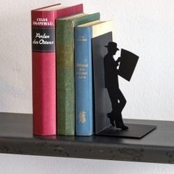 Podpórka do książek czytelnik
