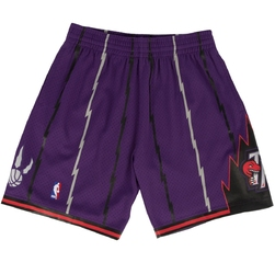Spodenki koszykarskie Mitchell  Ness NBA Swingman MN-NBA-540B-TORRAP-PUR
