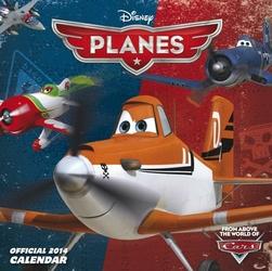 Planes  Samoloty - oficjalny kalendarz 2014