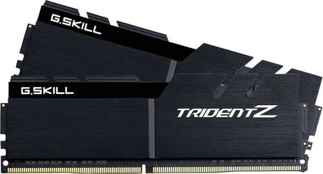 G.SKILL DDR4 16GB 2x8GB TridentZ 4400MHz CL19-19-19 XMP2 Black