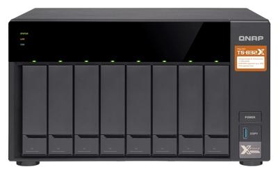 Sieciowy serwer plików nas qnap ts-832x-8g - szybka dostawa lub możliwość odbioru w 39 miastach