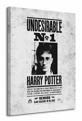 Harry Potter Undesirable No.1 - Obraz na płótnie