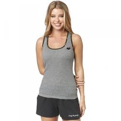 Fox koszulka lady bez rękaw scout heather graphite