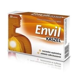 Envil kaszel 30mg x 20 tabletek