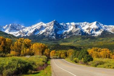Fototapeta góry 2805