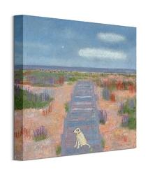 The boardwalk - obraz na płótnie