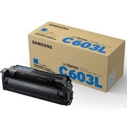 Toner oryginalny samsung clt-c603l su080a błękitny - darmowa dostawa w 24h