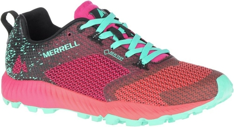 Buty damskie merrell all out crush 2 gore-tex® j39894