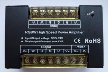 Wzmacniacz - taśma LED RGBW
