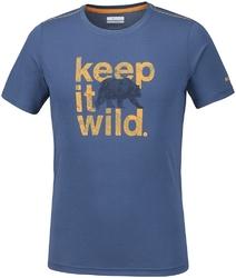 T-shirt męski columbia miller valley eo0031468