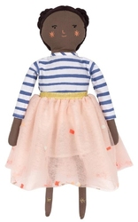 Meri Meri Bawełniana lalka Ruby