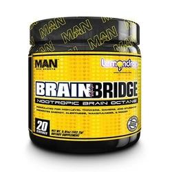 Man brain bridge 142 g wsparcie pracy mózgu dla sportowców i graczy