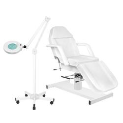 Zestaw fotel 210 + lampa lupa led s5