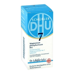 Biochemie dhu 7 fosforan magnezu d12, tabletki