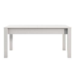 London biały rozkładany stół do jadalni