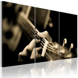 Obraz - magiczny dźwięk gitary