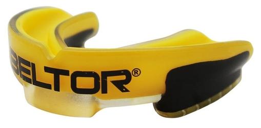 Ochraniacz szczęki beltor six żółto-czarny