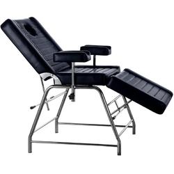 Fotel do tatuażu pro ink 602 czarny