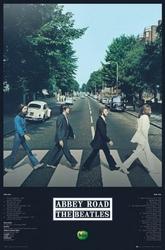 The Beatles - Abbey Road - plakat