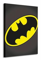 Dc Comics Batman Symbol - Obraz na płótnie
