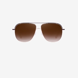 Okulary hawkers bi brown gradient teardrop - teardrop