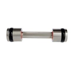 Hantle chromowane hh04 2 x 4 kg - hms - 2 x 4 kg