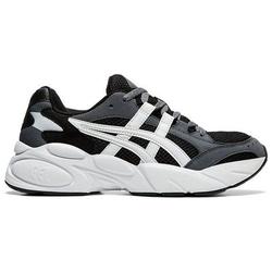 Buty biegowe damskie asics gel-bnd czarno-białe - biały || czarny