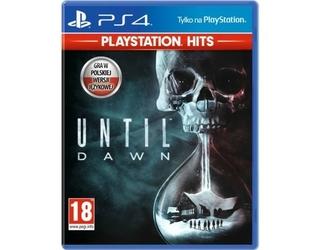 Sony Gra PS4 Until Dawn Hits