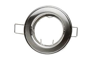 Oprawa halogenowa, schodowa RES-004  ruchoma okrągła dwukolorowa odlew
