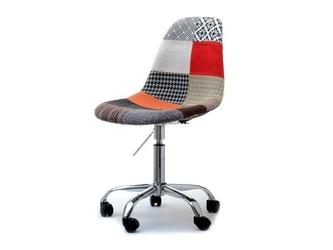 Krzesło obrotowe tunis patchwork