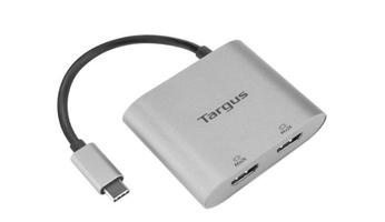 Targus adapter usb-c dual video