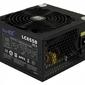 Lc-power zasilacz 550w lc6550 v2.3 80+ bronze 120 mm 4 x sata 4 x pata 1x pcie black active pfc