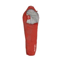 Śpiwór spokey shelter light 922253 mumia czerwono-szary