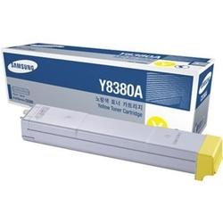 Toner oryginalny samsung clx-y8380 su627a żółty - darmowa dostawa w 24h