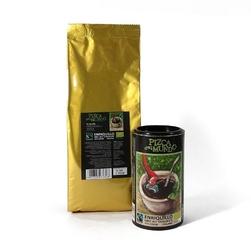 Pizca del mundo | enriquillo czekolada do picia o smaku miętowym 750g | organic - fairtrade