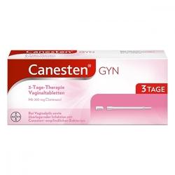 Canesten gyn 3 vaginaltabl.