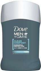 Dove men clean comfort, dezodorant, sztyft, 50ml