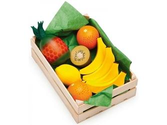 Owoce południowe w skrzynce