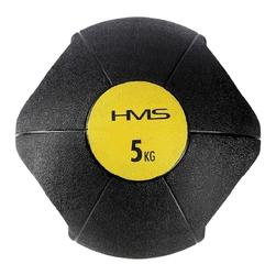 Piłka lekarska 5 kg nku05 - hms - 5 kg
