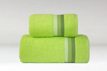 Ombre Pistacjowy ręcznik FROTEX - pistacjowy