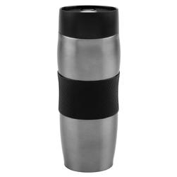 Kubek termiczny 350 ml grafitowy metaliczny grawer - wliczony w cenę