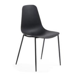 Krzesło wassu czarne